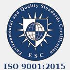 Siegel ISO 9001:2015