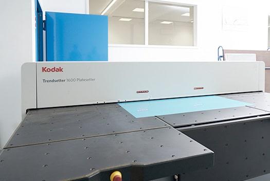 Nachhaltigere Produktion mit prozessfreien Druckplatten